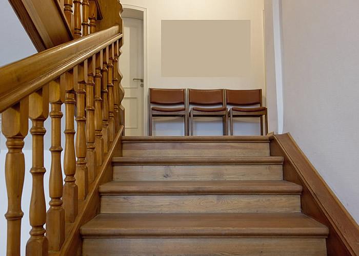 Treppen renovieren